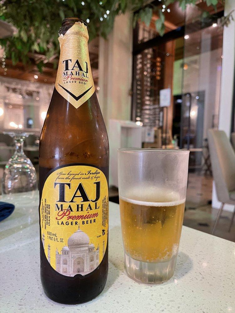 Taj Mahal beer