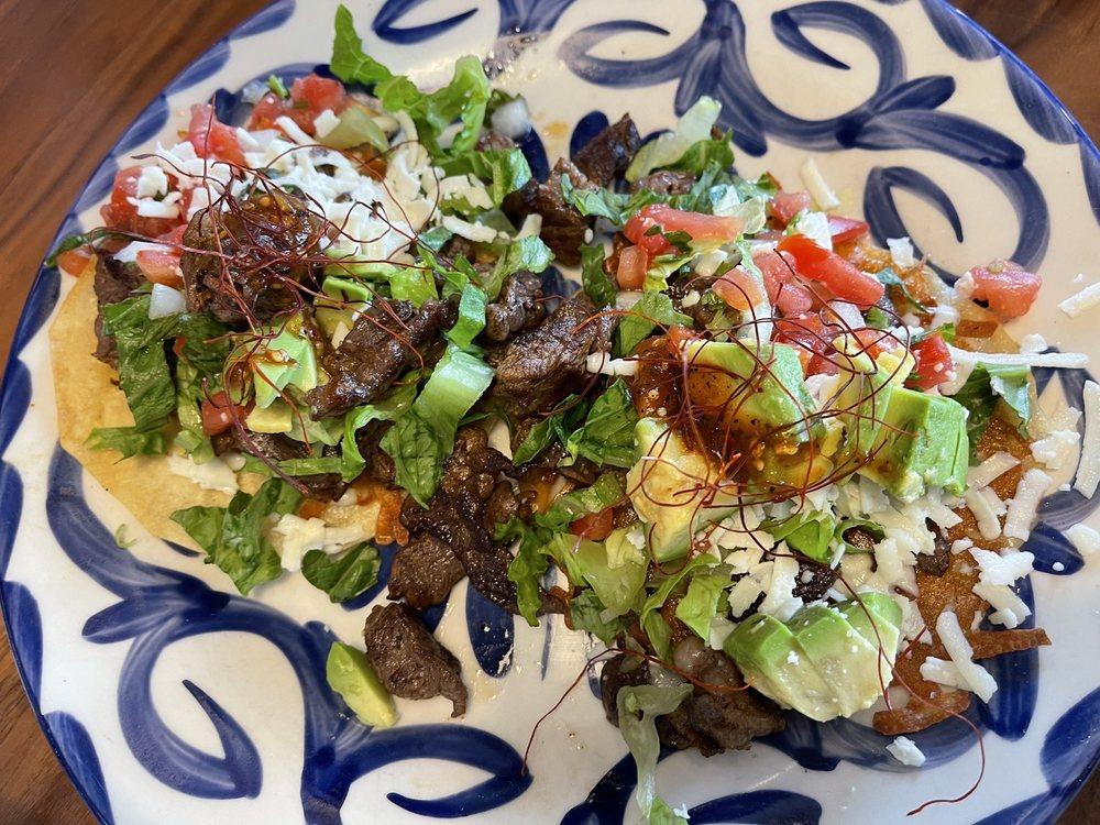 Tijuana Tostada appetizer