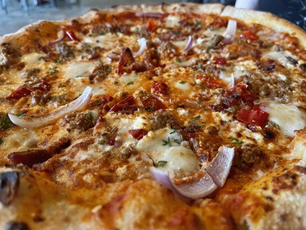 Boss Hogg Pizza