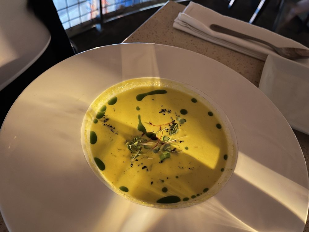 Local Melon Soup