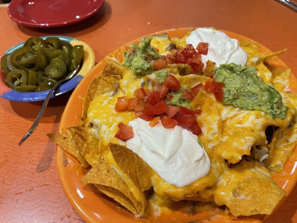 Super nachos