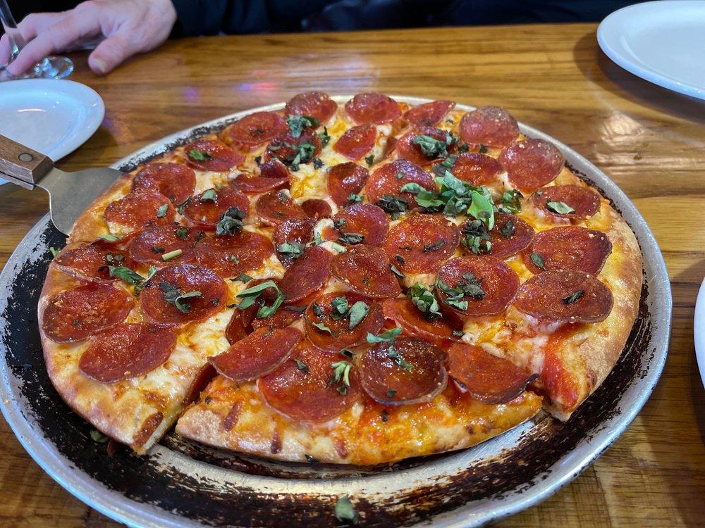 Extreme Pepperoni Pizza