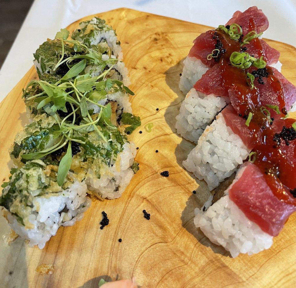 70% Hamachi and Tuna by Tuna